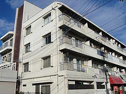 長田コーポ[208号室]の外観