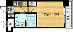 コンフォリア扇町(セレニテ扇町)[11階]の間取り