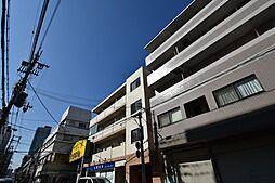 兵庫県神戸市中央区日暮通4丁目の賃貸マンションの外観