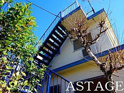 東京都杉並区和泉3の賃貸マンションの外観