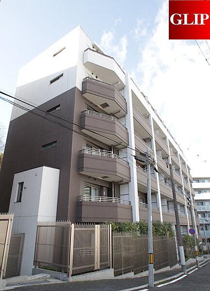 ザ・パークハビオ横浜山手[6階]の外観