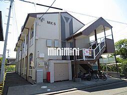 MK5[2階]の外観