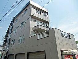 内田ビル[4階]の外観