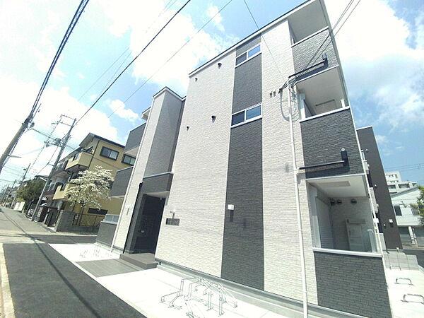 兵庫県神戸市灘区琵琶町3丁目の賃貸マンション
