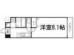 Bo.上七軒[3階]の間取り