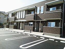 香川県観音寺市豊浜町和田浜の賃貸アパートの外観