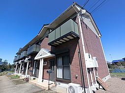 [タウンハウス] 千葉県香取郡神崎町大貫 の賃貸【/】の外観