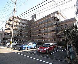 京都府京都市南区吉祥院定成町の賃貸マンションの外観