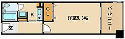 兵庫県神戸市西区糀台4丁目の賃貸マンションの間取り