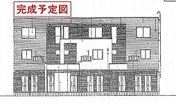 JR加古川線 滝野駅 徒歩14分の賃貸アパート