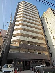 アドバンス心斎橋グランガーデン[10階]の外観