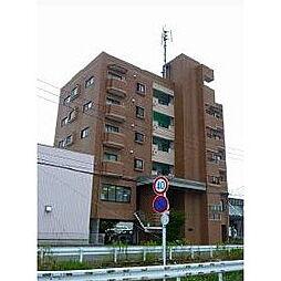 福岡県久留米市御井旗崎の賃貸アパートの外観