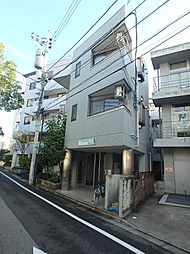 東京都江戸川区西葛西6の賃貸マンションの外観