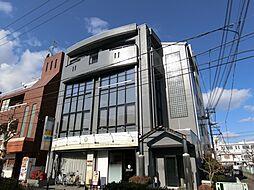 ピーチツリービル[4階]の外観