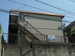 小中台コーポ[2階]の外観