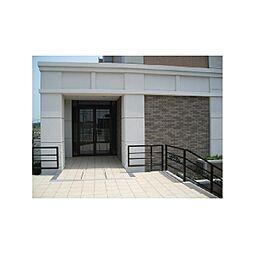 静岡県焼津市五ケ堀之内の賃貸マンションの外観