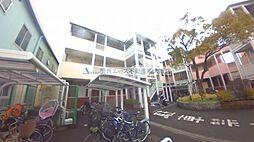 ニシシンヴィレッジA棟[2階]の外観