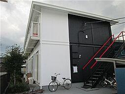 バロンヒルズ鴻巣[102号室]の外観