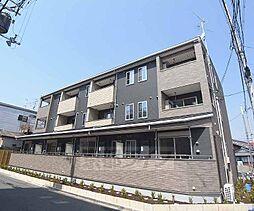 JR東海道・山陽本線 西大路駅 徒歩17分の賃貸アパート