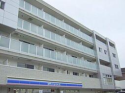 神奈川県川崎市宮前区神木本町3丁目の賃貸マンションの外観