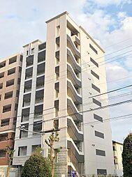 愛知県名古屋市瑞穂区彌富通4の賃貸マンションの外観