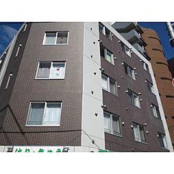 北海道札幌市中央区南一条東3丁目の賃貸マンションの外観
