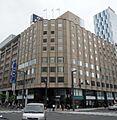 北洋銀行札幌駅...