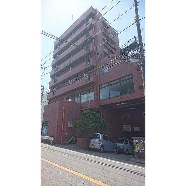 新千葉プラザマンション[4階]の外観