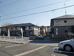滋賀県守山市勝部1丁目の賃貸アパートの外観