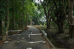 仲田公園 380m