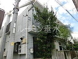[タウンハウス] 兵庫県神戸市垂水区宮本町 の賃貸【/】の外観