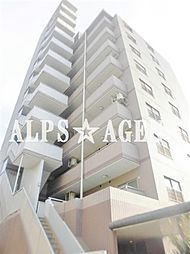 神奈川県横浜市南区白妙町2丁目の賃貸マンションの外観