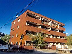サンスコーレ弐番館[2階]の外観