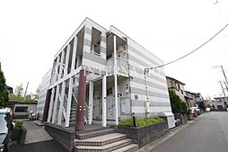 埼玉県吉川市吉川2の賃貸アパートの外観