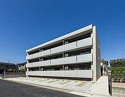 愛知県北名古屋市久地野幟立丁目の賃貸マンションの外観