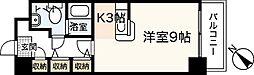 JR新白島駅前東亜ビル[2階]の間取り