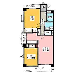 明智駅 5.8万円