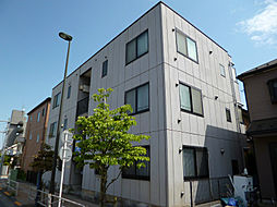 東京都八王子市台町3丁目の賃貸マンションの外観