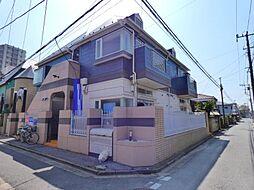 千葉県習志野市大久保1丁目の賃貸アパートの外観