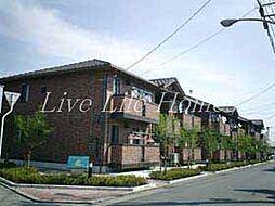 徳島県徳島市南矢三町1丁目の賃貸アパートの外観
