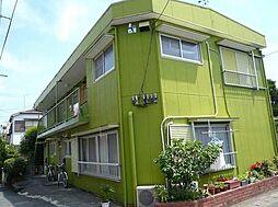 三組ハウス[1階]の外観