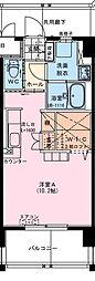 (仮称)別府町マンション[8階]の間取り