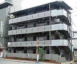 京都府京都市左京区吉田二本松町の賃貸マンションの外観