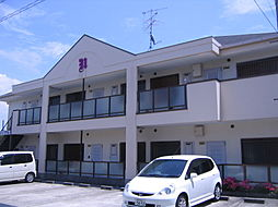兵庫県宝塚市口谷東3丁目の賃貸マンションの外観