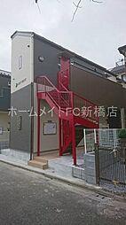 AZEST-RENT羽田I[1階]の外観