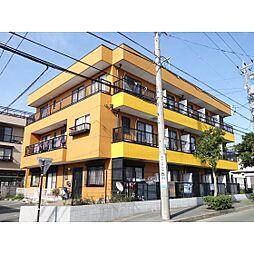 静岡県浜松市中区高丘北1丁目の賃貸マンションの外観
