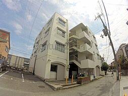 兵庫県伊丹市寺本4丁目の賃貸マンションの外観