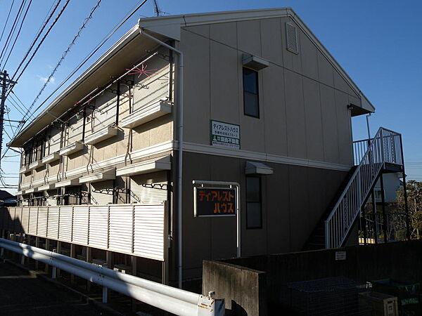 ディアレストハウス 2階の賃貸【東京都 / 多摩市】
