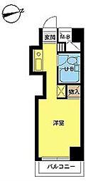 スカイコート入谷[2階]の間取り