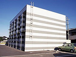 兵庫県姫路市網干区大江島寺前町の賃貸アパートの外観